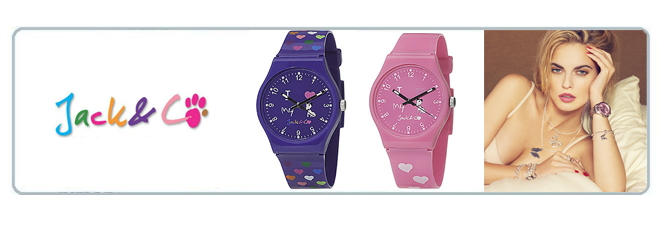 Jack & CO Watches