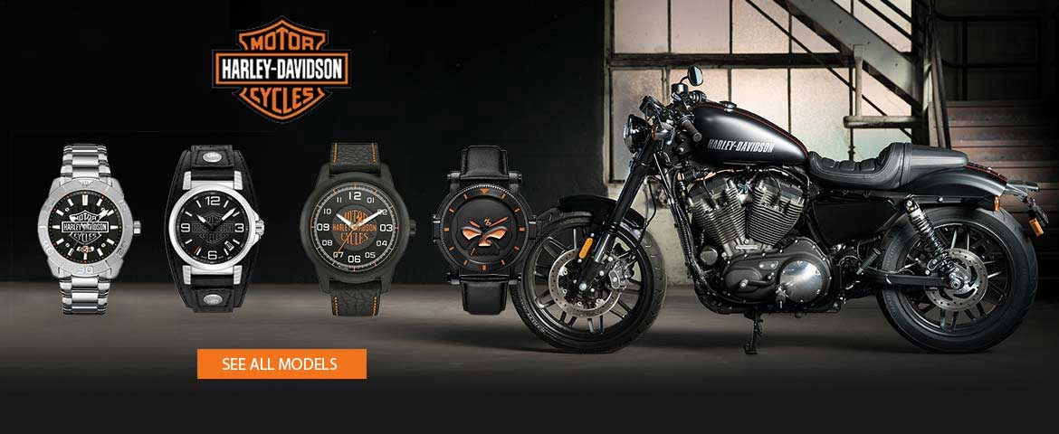 Watches Harley Davidson